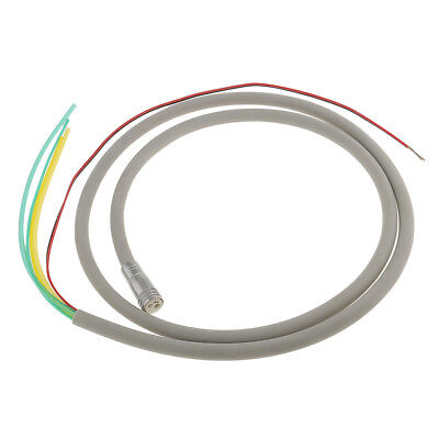 Pro 1.5m Dental Lab Tubing Hose For Air Turbine High Speed Handpiece 6 Holes