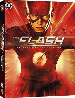 The Flash - Stagione 03 (6 Dvd) WARNER HOME VIDEO