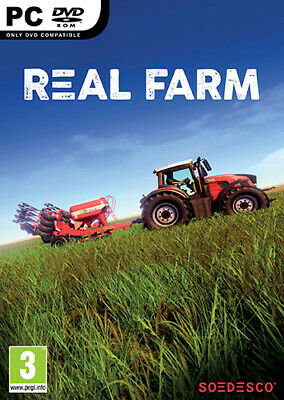 Real Farm Sim (Farming Simulator) PC SOEDESCO