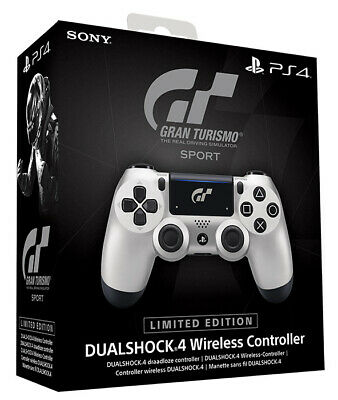 Playstation 4 PS4 Controller Wireless Dualshock 4 GT Sport Gran Turismo Limited