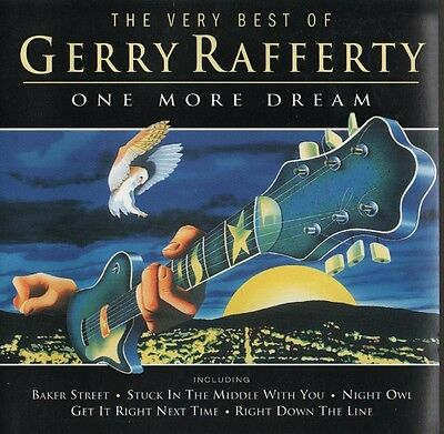 Gerry Rafferty : The Very Best of - One More Dream ; 16 Track CD