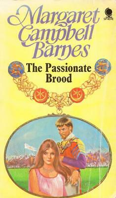 The passionate brood - Margaret Campbell Barnes - Acceptable - Paperback