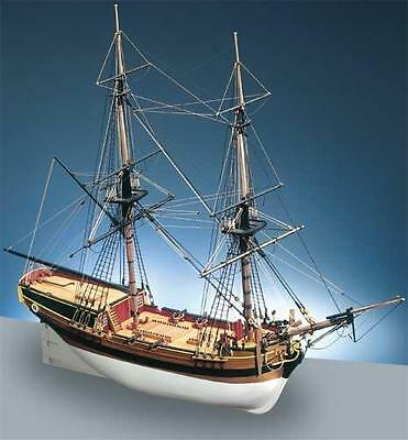 Exquisite New Wooden Model Ship Kit By Caldercraft The Hm