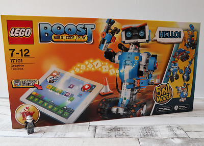 LEGO 17101 BOOST: Creative Toolbox NEW Sealed Melbourne Pickup