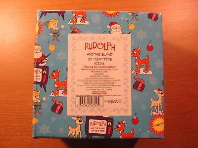 Enesco 2001 #875244 Sharing Fun And Friendship Rudolph And The Island Of Misfit