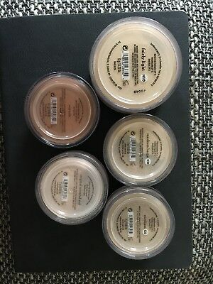 bare minerals foundation set Medium mit Primer