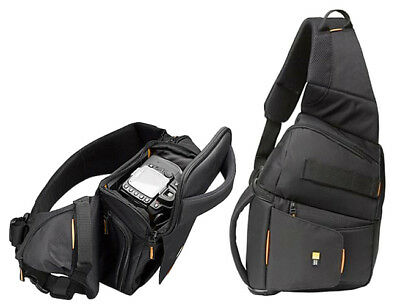 Pro D3400 CL5-N3 DSLR sling bag for Nikon D3400 D3300 D3200 D3100 D3000 camera