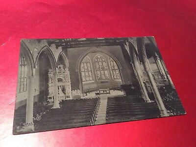 1910 Established Church, Dunbar, Lothian Vintage Postcard