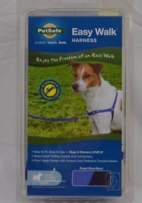 PetSafe Premier Easy Walk Harness New in Package Petite-Xlarge Colors Vary