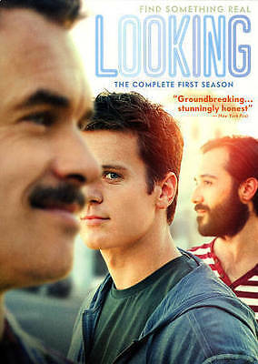 Looking: The Complete First Season (DVD, 2015, 2-Disc Set)  BRAND NEW