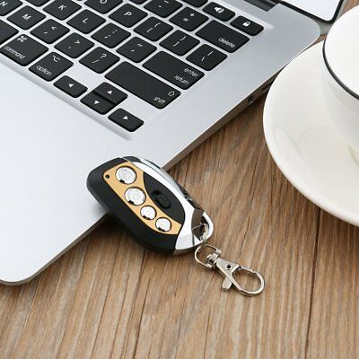 4 Buttons 315MHz Wireless Remote Control Universal Cloning Car Garage Key UK