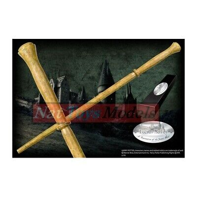 Bacchetta Magica Lucius Malefoy Boxed Wand Noble Colection Harry Potter Baguette