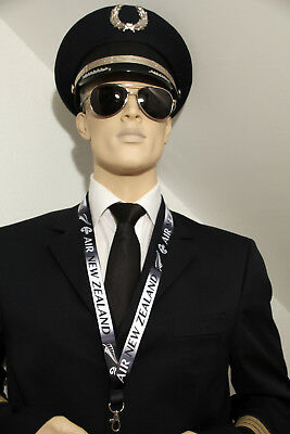 AIR NEW ZEALAND airlines Lanyard neckstrap Lanyard for pilots, crews, fans
