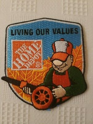 Home Depot Seasonal Homer Award patch