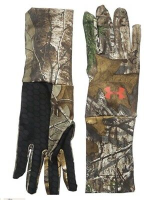 under armour coldgear liner gloves
