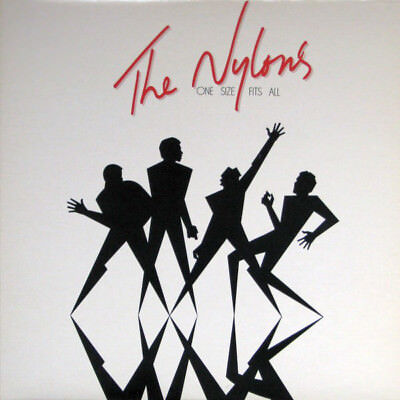 The Nylons One Size Fits All STILL SEALED NEW OVP Attic Vinyl LP