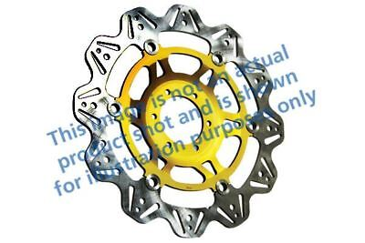 FIT APRILIA  RSV 1000 R Tuono (Radia 07>08 EBC VR Brake Disc Gold Hub Front Left