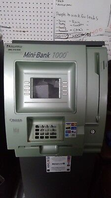 Cross MINI-BANK 1000 ATM  Screen ASSEMBLY 728445-01 DS-1100
