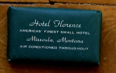 Decades Old Bar Soap Hotel Florence Missoula Montana [Unknown Brand]