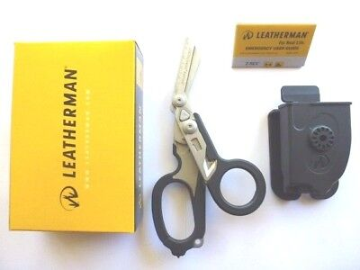 Leatherman Raptor Multi Tool Folding Shears Medical Emergency+ Holster- Black
