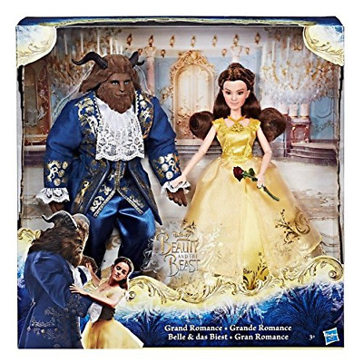 Disney Beauty and the Beast Belle Doll Set for Kids Age 3 Years and Over