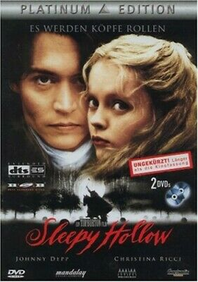 Sleepy Hollow [DVD] [2000] - DVD  8EVG The Cheap Fast Free Post