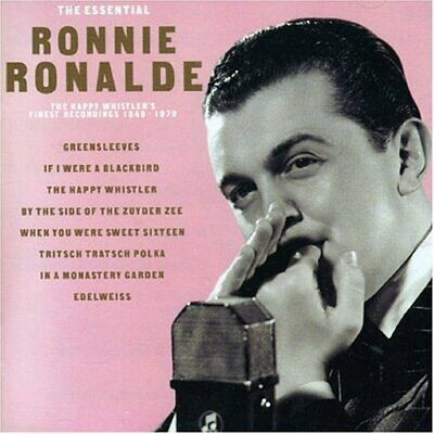 The Essential Ronnie Ronalde -  CD 0UVG The Cheap Fast Free Post The Cheap Fast