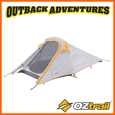 Oztrail Starlight Compact Hiking Lightweight Camping Tent 2P Updated New Model