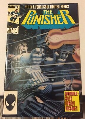 1985 Marvel The Punisher #1 First Limited Series Frank Castle Mike Zeck NM/M