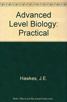 Advanced Level Biology: Practical by Eldridge, F. Paperback Book The Cheap Fast