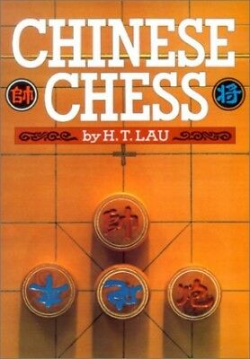 Chinese Chess by Lau, H.T. Paperback Book The Cheap Fast Free Post