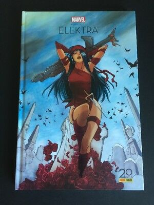 Elektra Alessandro Barbucci French 20 Ans Exclusive Panini 20Th Anniversary