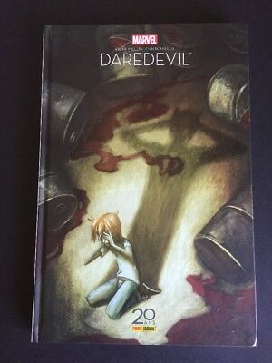 Daredevil Benjamin Lacombe French 20 Ans Exclusive Panini 20Th Anniversary