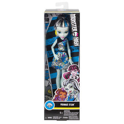 Mattel Monster High DMD46 Frankie Stein Ankleidepuppe