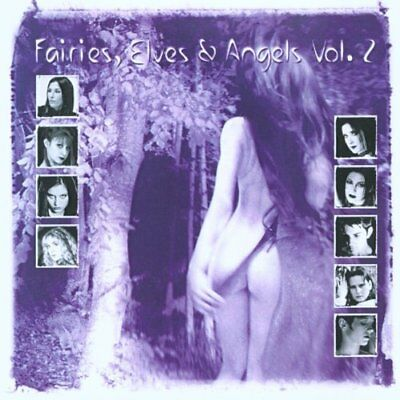 Various - Fairies Elves & Angels 2 - Various CD YTVG The Fast Free Shipping