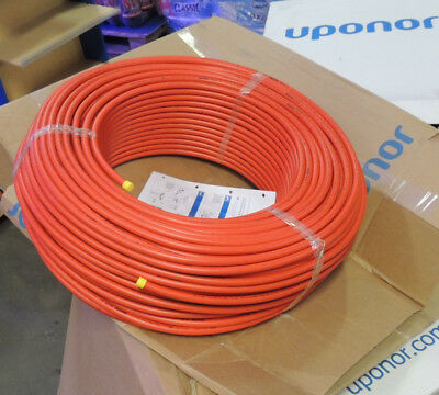 200m Uponor MLCP red 1047001 Flächenheizung Kühlung 14x1,6