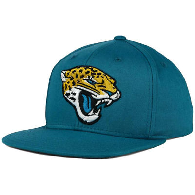 f5d9a75cbac Jacksonville Jaguars NFL Youth Basic Snapback Flat Bill Cap Hat Team Kid s  8-20