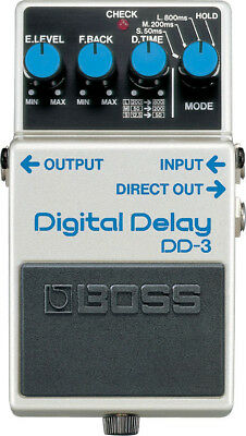 BOSS DD-3 Digital Delay Effektgerät