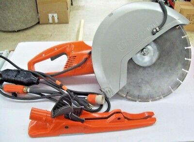 Husqvarna K3000 Wet Electric Power Cutter with Vacuum Attachment