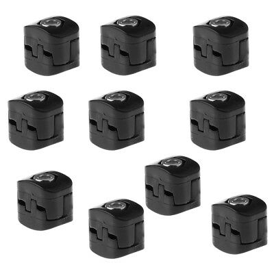 Pack of 10 Drop Away Arrow Rest Fastener Clips for Compound Bow Hunting