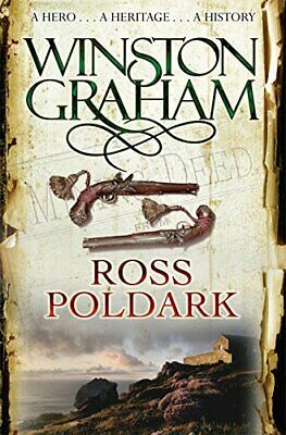 Ross Poldark: A Novel of Cornwall 1783 - 1787 by Graham, Winston Paperback Book