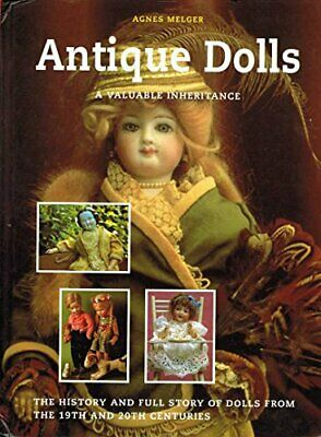 Antique Dolls by Melgers, Astrid Paperback Book The Fast Free Shipping