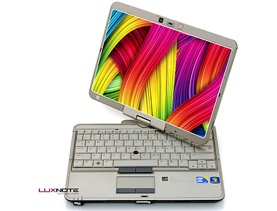 HP EliteBook Tablet 2760p i5 2,50GHz 4Gb 320Gb Cam Touchscreen Win7Pro B/mit Sti