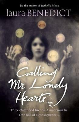 Calling Mr Lonely Hearts - Laura Benedict - Arrow - Acceptable - Paperback