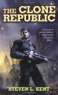 The Clone Republic - Steve L Kent - Ace Books - Acceptable - Paperback