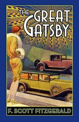 The Great Gatsby: Deluxe Gift Edition by F. Scott Fitzgerald Book The Fast Free