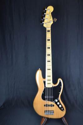SQUIER JAZZ BASS VINTAGE MODIFIED '70s V 5 STRING BASS, Int'l Buyers Welcome