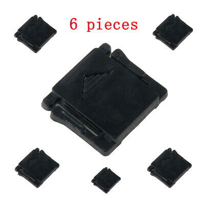 Flash Hot Shoe Plastic Cover Cap Protective For Canon Nikon Olympus Camera
