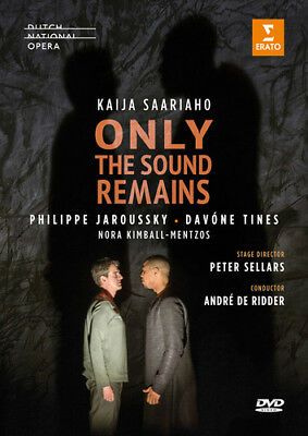Only the Sound Remains [New DVD]