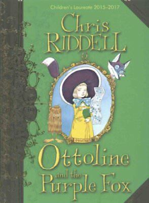 Ottoline and the Purple Fox by Chris Riddell 9781447277927 (Hardback, 2016)